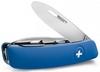 Нож швейцарский детский Swiza J02 Junior синий - фото 2