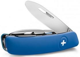 Фото 2 к товару Нож швейцарский детский Swiza J02 Junior синий