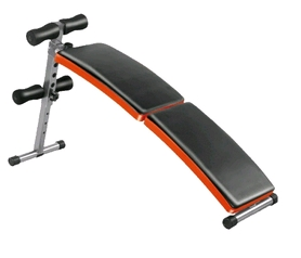 Скамья для пресса раскладная Live Up Fitness Sit-Up Bench