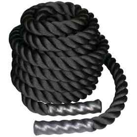 Канат для кроссфита Live Up Battle Rope 9 м