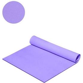 Коврик для фитнеса Mega Foam Спорт-комфорт 6 мм фиолетовый