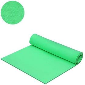 Коврик для фитнеса Mega Foam Универсальний 6 мм зеленый