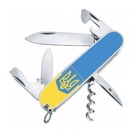 Нож швейцарский Victorinox Spartan Ukraine 91 мм 1.3603.7R3