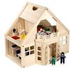 Домик деревянный меблированный Melissa & Doug - фото 2