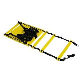 Лестница координационная C-4606-Y 6 м желтая