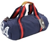 Сумка спортивная Converse Бочонок синяя - Фото №2