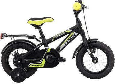 Велосипед детский МВК Comanche зеленый - 12