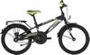 Велосипед детский МВК Comanche зеленый - 18