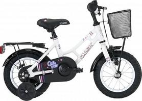 "Распродажа*! Велосипед детский МВК Girlstyle - 12"", белый (1460712)"
