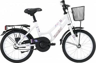Велосипед детский МВК Girlstyle белый - 18
