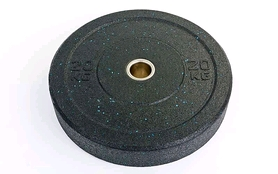 Диск бамперный Zelart 20 кг Raggy ТА-5126-20 - 51 мм