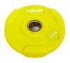 Диск обрезиненный 1,25 кг Zelart PU TA-5336(28)-1,25 - 28 мм - фото 1