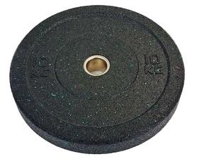 Диск бамперный Zelart 10 кг Raggy ТА-5126-10 - 51 мм