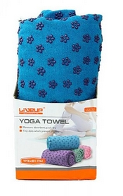 Полотенце для йоги Live Up Yoga Towel LS3752