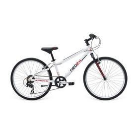 "Велосипед подростковый горный Apollo Neo Boys Geared Gloss - 24"", рама - 14"", белый (SKD-22-23)"