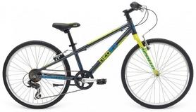 """Велосипед подростковый городской Apollo Neo Boys Geared - 24"""", рама - 14"""", голубой (SKD-33-86)"""