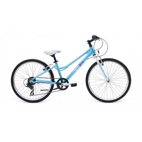 "Велосипед подростковый горный Apollo Neo Girls Geared Gloss Sky Lavender - 24"", рама - 14"", голубой (SKD-79-06)"