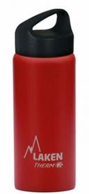 Термофляга Laken Classic Thermo 0,5 л красная
