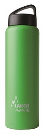 Термофляга Laken St. steel thermo bottle 18/8 TA10V Green 1 л