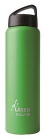 Термофляга Laken St. steel thermo bottle 18/8 TA10V Green 1 л