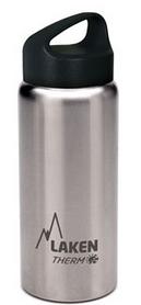 Термофляга Laken St. steel thermo bottle 18/8 TA5 Plain 0.5 л