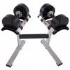Гантели с переменным весом со стойкой Finnlo Smart Lock 2x20 кг - фото 1