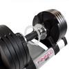 Гантели с переменным весом со стойкой Finnlo Smart Lock 2x20 кг - фото 4