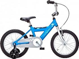 Велосипед детский Yedoo Pidapi Alu 16, синий (23-005)