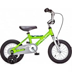 Велосипед детский Yedoo Pidapi 12 Alu, зеленый (21-006)