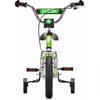 Велосипед детский Yedoo Pidapi 12 Alu зеленый - фото 2