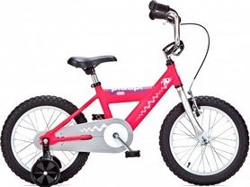 Велосипед детский Yedoo Pidapi Alu 16, розовый (23-004)
