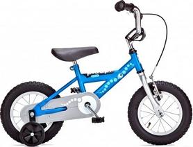 Велосипед детский Yedoo Pidapi 12 Steel, синий (22-005)