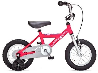 Велосипед детский Yedoo Pidapi 12 Alu, розовый (21-004)