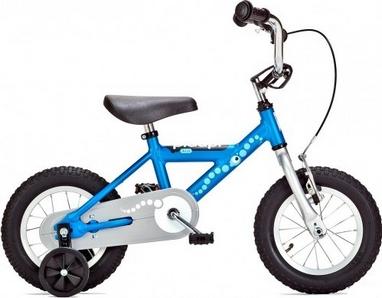 Велосипед детский Yedoo Pidapi 12 Alu, синий (21-005)