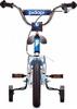Велосипед детский Yedoo Pidapi 12 Alu синий - фото 2