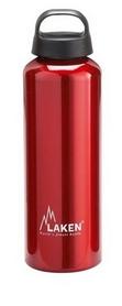 Бутылка Laken Classic 1000 мл красная