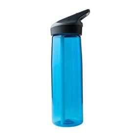 Бутылка спортивная Laken Tritan Jannu 750 мл синяя