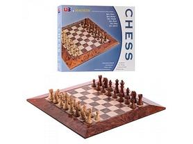 Шахматы магнитные большие
