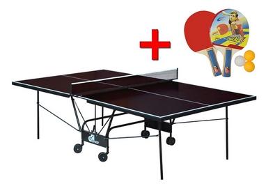 Стол теннисный складной всепогодный G-street 2 + подарок