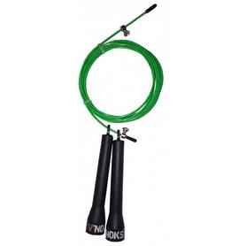 Скакалка V`Noks Steel 40214 зеленая