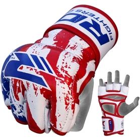 Перчатки ММА USA