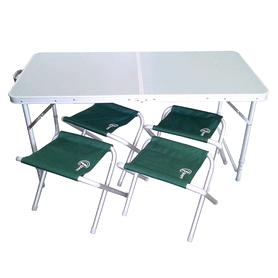 Стол раскладной + 4 стула Ranger Rlite RL 1402