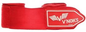 Бинты боксерские V`Noks 4,5m Red (2 шт) - Фото №3