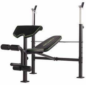 Скамья силовая Tunturi WB60 Olympic Width Weight Bench