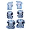 Защита для катания (комплект) Rollerblade Lux 3 Pack голубая, размер - S - фото 2