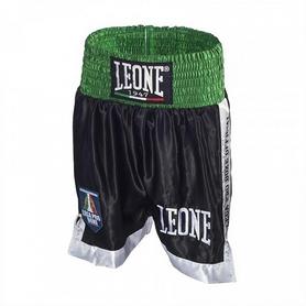 Шорты боксерские Leone Contender черные
