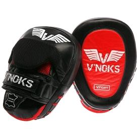 Лапы боксерские V`Noks Fuoco Red (1 шт)