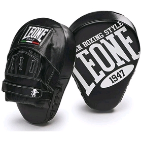 Лапы боксерские Leone Curved (2 шт)