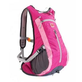 Рюкзак велосипедный с чехлом для шлема Naturehike NH15C001-B 15 л розовый
