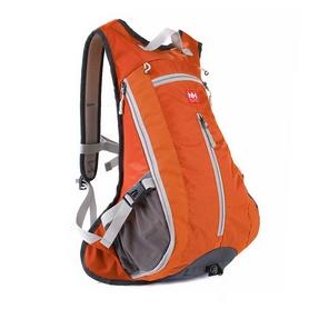 Рюкзак велосипедный с чехлом для шлема Naturehike NH15C001-B 15 л оранжевый